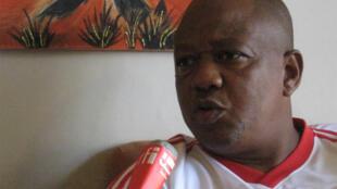 Amadou Pathé Diallo, le sélectionneur malien par intérim.