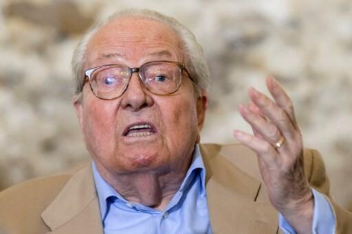 A French court ordered Jean-Marie Le Pen, founder of the National Front (now National Rally), to pay thousands of euros over remarks against homosexuals on 28 November 2018.