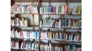 Bibliothèque du Borgou.