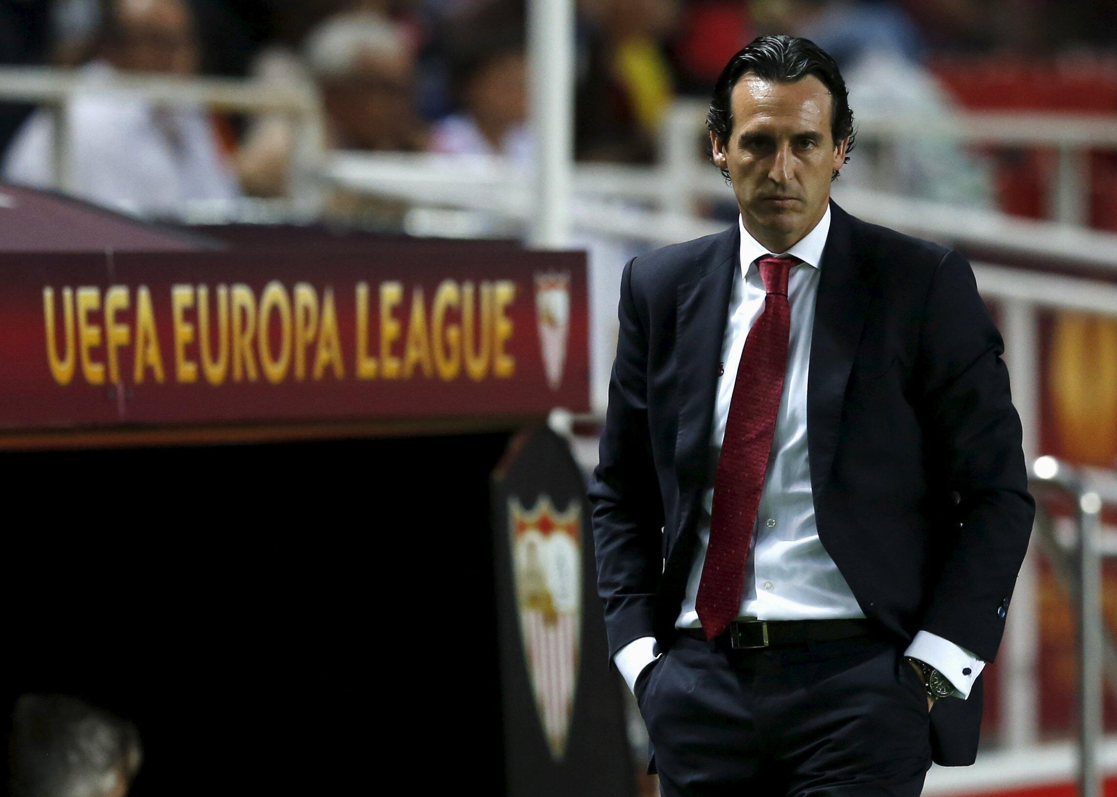 Unai Emery's Sevilla side will attempt to retain its Europa League crown against Dnipro