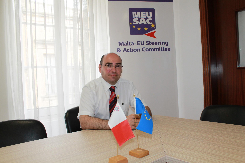 Justin Zahra reconnaît que Malte se trouve à une période critique.