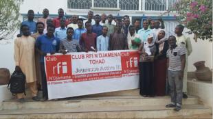 Le Club RFI N'Djaména.