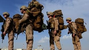 The US formally begins withdrawing its troops from Afghanistan on Saturday