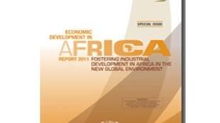 Page de garde du rapport annuel de la Cnuced sur le développement de l'économie africaine.