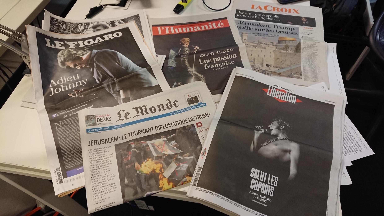 Diários franceses 07.12.2017
