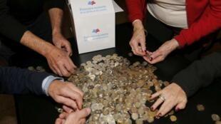 هر رای دهنده در دور اول  انتخابات مقدماتی جناح راست دو یورو پرداخت