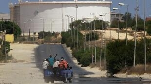 Majeshi ya Waasi nchini Libya wakiendelea kutamba baada ya kumiliki eneo la Zawiyah