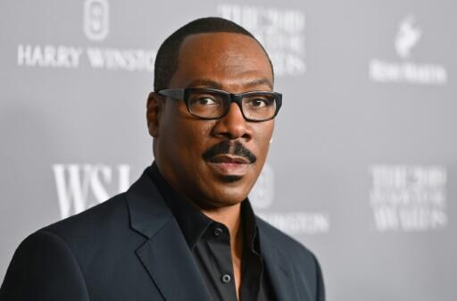 Eddie Murphy, pictured November 6, 2019, will reprise his role as wisecracking detective Axel Foley