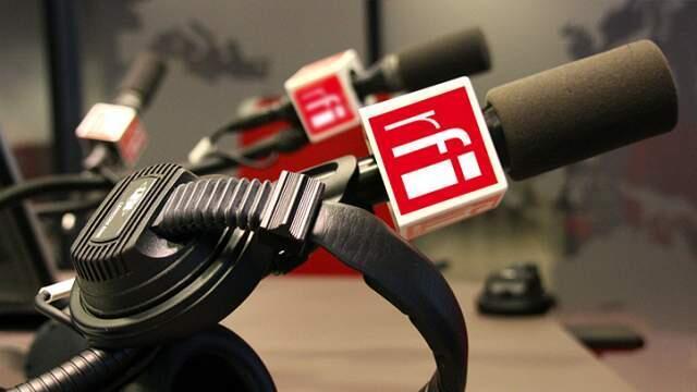 Maikrofoni ya Radio France International