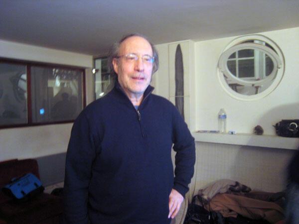 Патрик Каменка проработал много лет в России в качестве корресподента агентства Франс-Пресс.