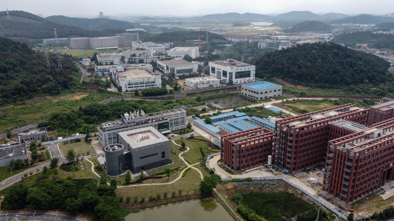 El campus del instituto de virología de Wuhan, en China, el 27 de mayo de 2020