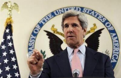 John Kerry, waziri wa mambo ya nje wa Marekani