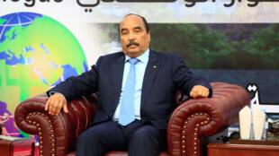 Le président mauritanien, Mohammed Ould Abdel Aziz.