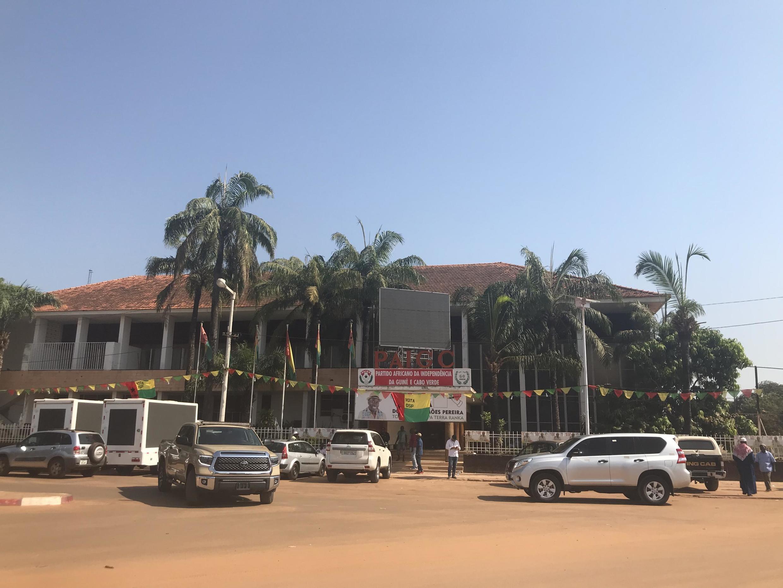 Sede do PAIGC em Bissau