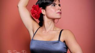 O flamenco espanhol é a grande paixão da bailarina brasileira Raquel Leal.