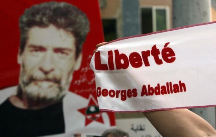 جورج ابراهیم عبدالله، انقلابی لبنانی