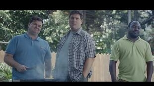 Captura de pantalla del anuncio de Gillette.