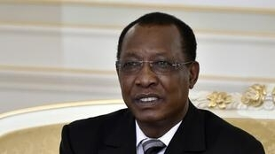 Chad's President Idriss Déby Itno