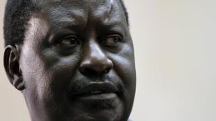 Le leader de l'opposition Raila Odinga a appelé à un rassemblement, ce lundi 7 juillet.