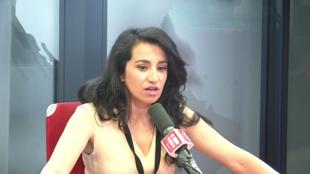 Lydia Guirous sur RFI le 23 avril 2019.