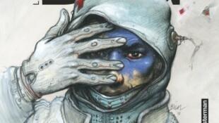 Détail de la couverture du Tome 2 de «Bug» d'Enki Bilal.