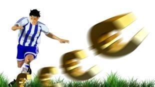 Preço de jogadores de futebol bate recorde na Europa.