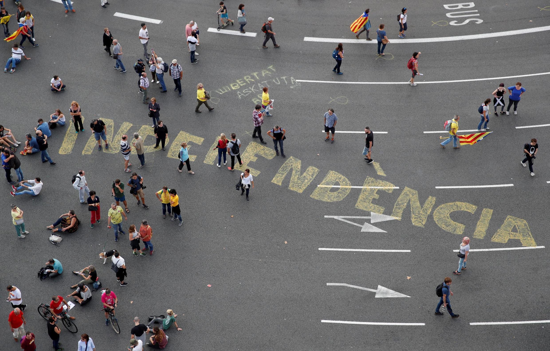 Neuf indépendantistes catalans ont été condamnés lundi à des peines allant de 9 à 13 ans de prison pour leur rôle dans la tentative de sécession de la Catalogne en 2017. (Image d'illustration)