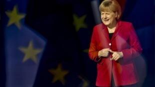 Angela Merkel continua se negando a renegociar o Pacto Fiscal Europeu.