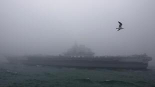 Taiwan - Chine - porte-avion - Liaoning