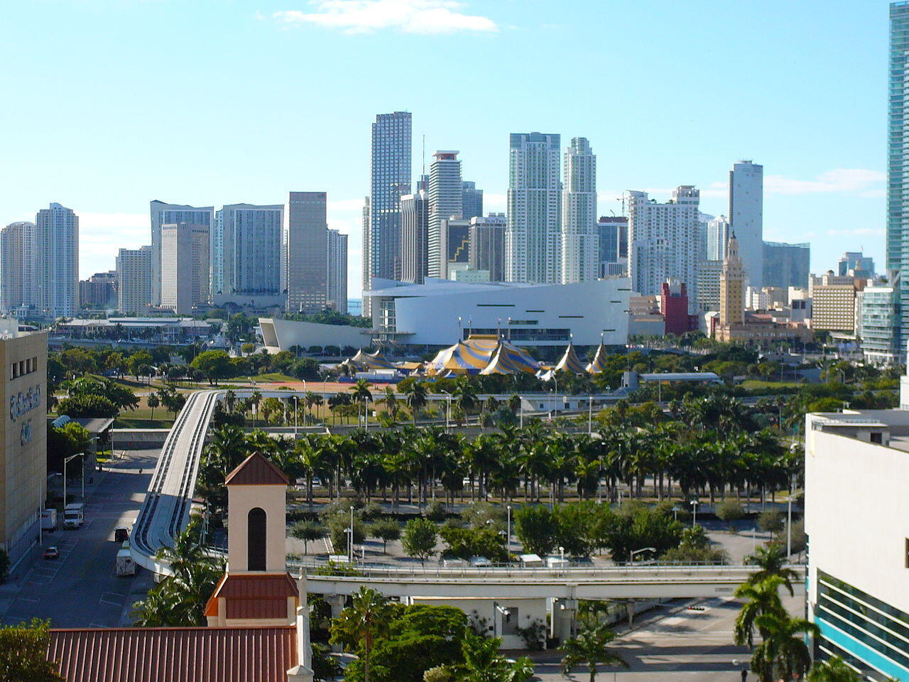 Trung tâm thành phố Miami, Hoa Kỳ