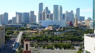 La justice américaine s'intéresse à une luxueuse propriété à Miami, en Floride. (Image d'illustration)