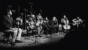 کنسرت گروه کماکان