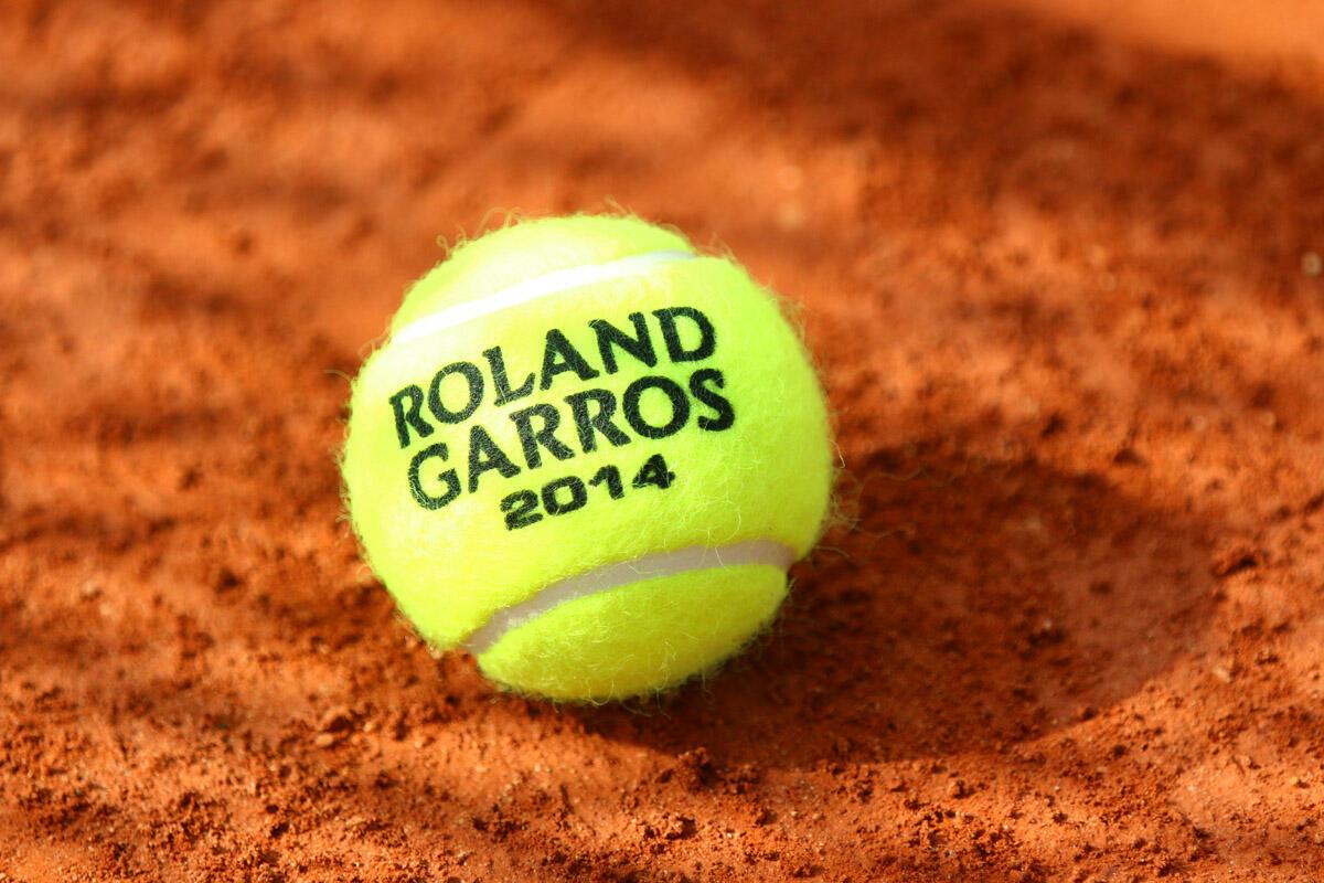 Torneio de terra batida de Roland Garros, Paris