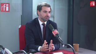Laurent Saint-Martin, député LaREM du Val-de-Marne.