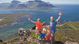La Norvège est le pays le plus heureux du monde, selon le World Happiness Report 2017 du réseau des solutions pour le développement durable.