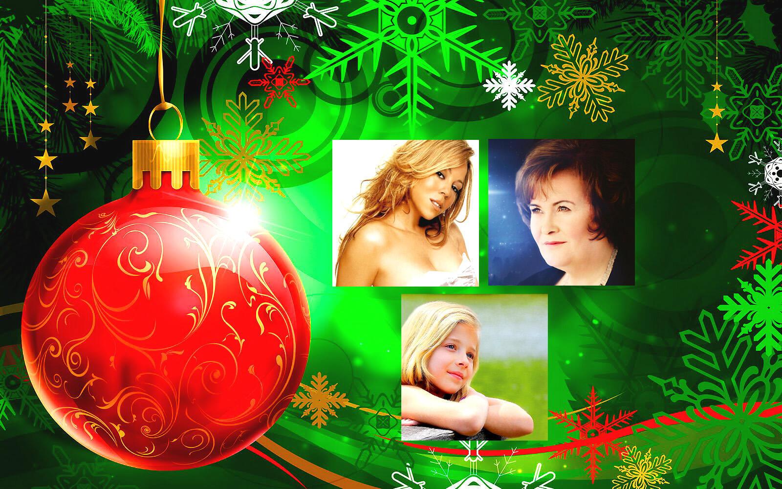 Các tuyển tập nhạc Noel phát hành năm 2010 (DR)
