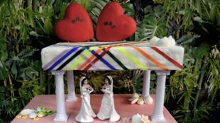 Dans les autres pays, assure l'avocat des deux femmes qui avaient saisi la Cour constitutionnelle, l'ouverture du mariage aux couples gay s'est faite sur décision politique et non par décision de justice.
