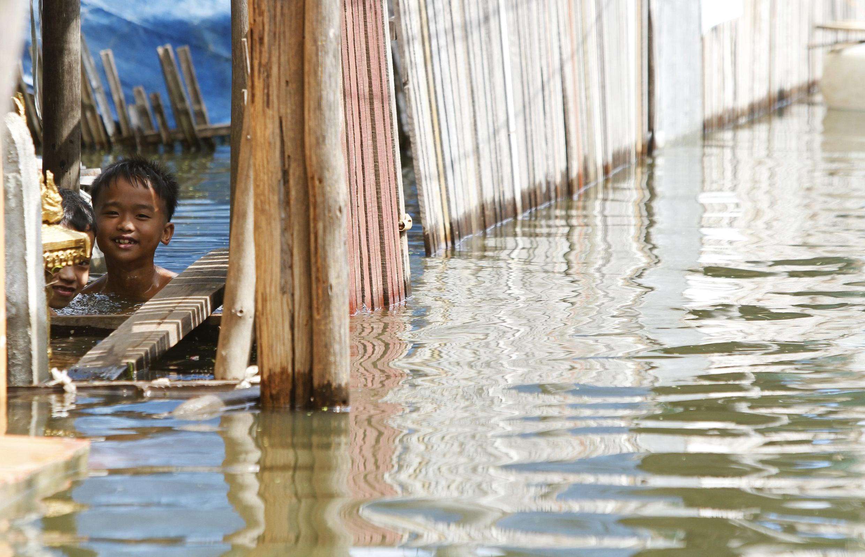 Segundo especialistas da OMM, a elevação do mar corresponde ao dobro do registrado no século passado, que era de 1,6 mm/an