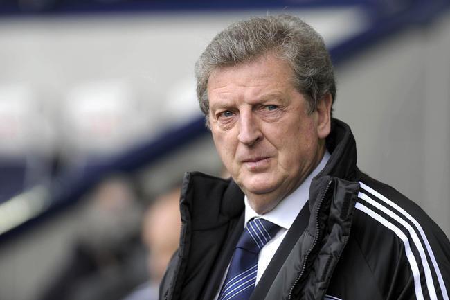 Mai horar da 'Yan wasan Ingila, Roy Hodgson