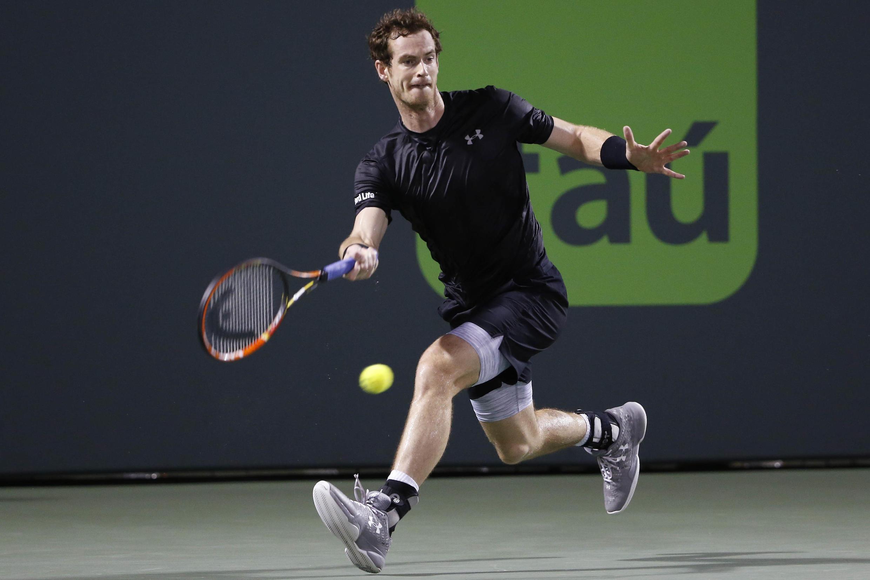 mchezaji wa Tennis Andy Murray kutoka Uingereza.