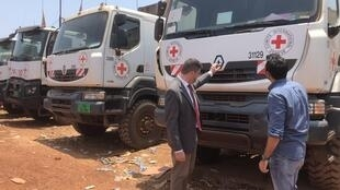 CICR - Centrafrique - Bangui