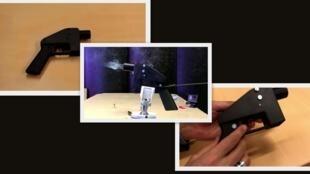 Ilegal, indetectável e fácil de produzir: uma arma 3D