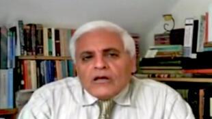 مجید محمدی، تحلیلگر مسائل سیاسی ایران