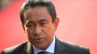 馬爾代夫總統亞明(Abdulla Yameen)曾在9月24日承認自己敗選