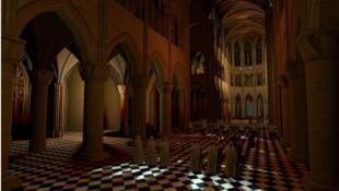 В рамках Ghost Orchestra Project ученые создали полную цифровую копию акустики Нотр-Дама.