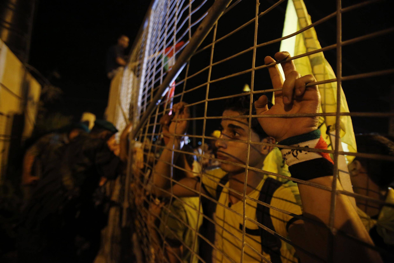 Erez (photo) reste la seule entrée possible en Israël pour les habitants de la bande de Gaza, mais son accès est très restreint.