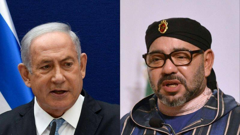 photo-montage-du-11-decembre-2020-avec-le-premier-ministre-israelien-benjamin-netanyahu-d-le-30-septembre-2020-et-le-roi-du-maroc-mohammed-vi-a-brazaville-le-29-avril-2018_6285946_815524