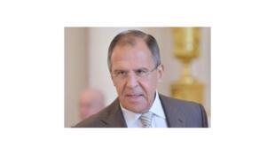 سرگئی لاوروف- وزیر خارجه روسیه، در کنفرانس خبری امروز(سه شنبه) در مسکو