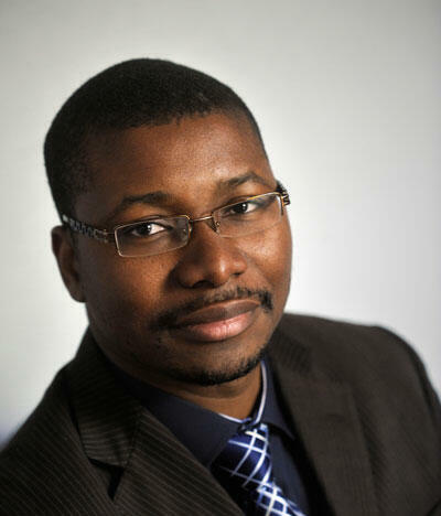 Olakounlé Gilles Yabi, économiste et analyste politique, initiateur du Wathi, nouveau think tank citoyen pour l'Afrique de l'Ouest.
