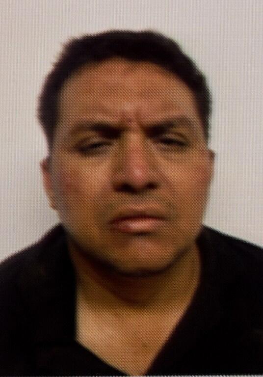 Une photo du chef du cartel des Zetas, Miguel Angel Treviño, arrêté, hier, lundi 15 juillet 2013, par la marine mexicaine.